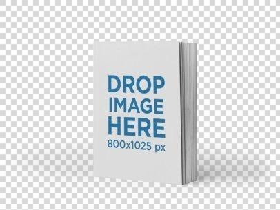 Photorealistic E-book Mockup a9878